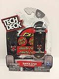 Tech Deck Series 6 Rare Santa Cruz Wolf Design Fingerboard Deck Skateboard