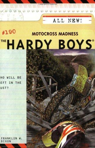 Motocross Madness (The Hardy Boys #190)