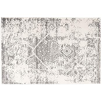 Amazon Com Rugshop Distressed Oriental Border Area Rug 2