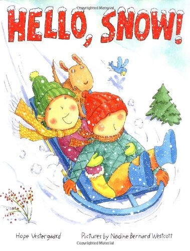 Hello, Snow! by Farrar, Straus and Giroux