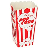 Economy Kitchen Accessory Popcorn Boxes 8 Count