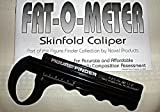 SPECIAL PACK OF 3-Figure Finder Fat-O-Meter Plastic Skinfold Caliper