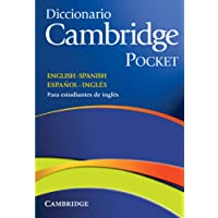 Diccionario Cambridge Pocket. English - Spanish Español - Inglés