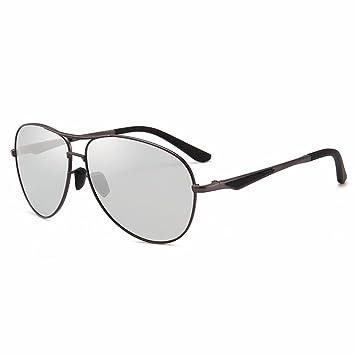 TYJshop Gafas De Sol,Hombres Y Mujeres Conduciendo,Conduciendo,Gafas Polarizadas Que Cambian