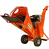 Forest Master 6.5HP Petrol Wood Chipper Timber