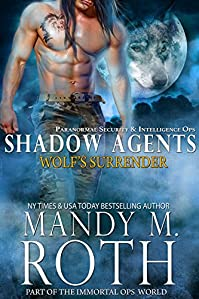 Wolf's Surrender by Mandy M. Roth ebook deal