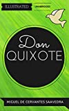 Image of Don Quixote: By Miguel de Cervantes : Illustrated & Unabridged (Free Bonus Audiobook)