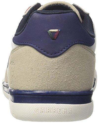 NY Ming 03 Blanc White Homme Carrera Flash Baskets 58wzZ