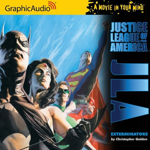 Justice League of America - JLA: Exterminators (DC COMICS)