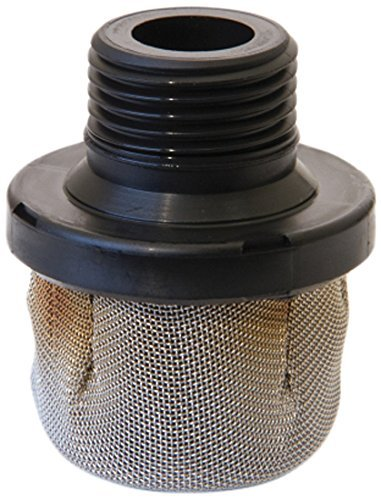 Graco Inc. Graco 288716 Airless Paint Sprayer Replacement Inlet Strainer, 3/4-Inch