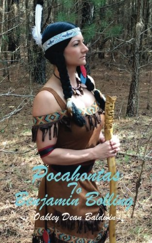 Read Online Pocahontas to Benjamin Bolling pdf