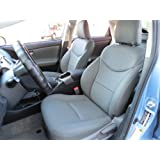 Toyota Prius 2010 - 2015 Models, OE Factory Replacement Leather Interior Seat Cover Upholstery Kit