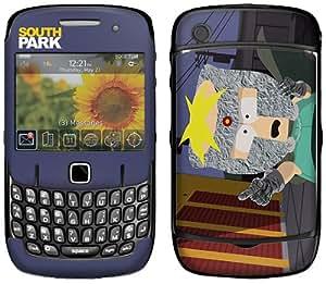 MusicSkins, MS-SPRK30044, South Park - Captain Chaos, BlackBerry Curve (8520/8530), Skin