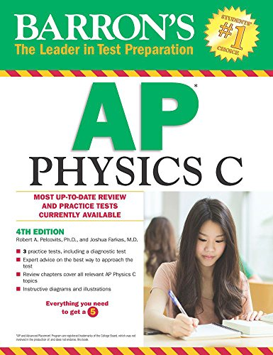Barron's AP Physics C, 4th Edition cover