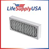 2 Pack Replacement HEPA Filter for Hunter 30917 fits 30027 and 30028 by LifeSupplyUSA
