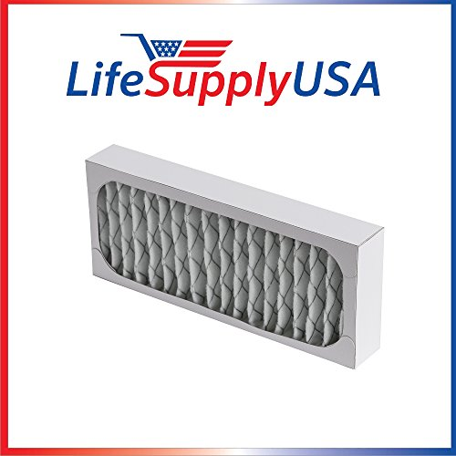 - LifeSupplyUSA Replacement HEPA Filter for Hunter 30917 fits 30027 and 30028