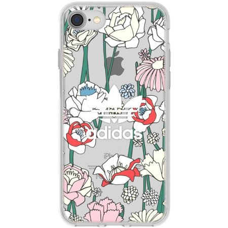 Adidas Originals Clear Apple iPhone 7 in - Transparent Adidas