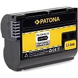 """Bundlestar Qualitätsakku für Nikon EN-EL15 Intelligentes Akkusystem mit Chip - """"neueste Generation"""" für -- Nikon D7000 D7100 D500 D600 D610 D800 D810 Nikon 1 V1"""