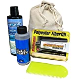 Wave Zone Maintenance Kit for Skimboards and Surfboards - Ding Repair & Restoration