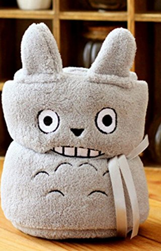 Lovely Cartoon Animal Coral manta de forro polar para bebé suave ropa de cama infantil edredón niños hogar saco de dormir niños bebés Swaddling - Little ...