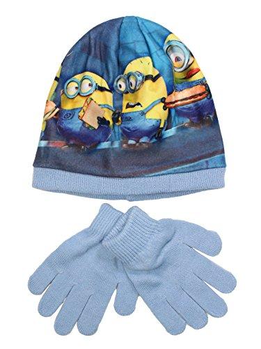 Despicable Me - Ensemble bonnet, écharpe et gants - Garçon