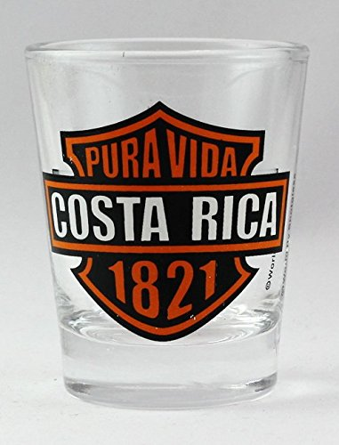 Costa Rica Pura Vida Shot Glass