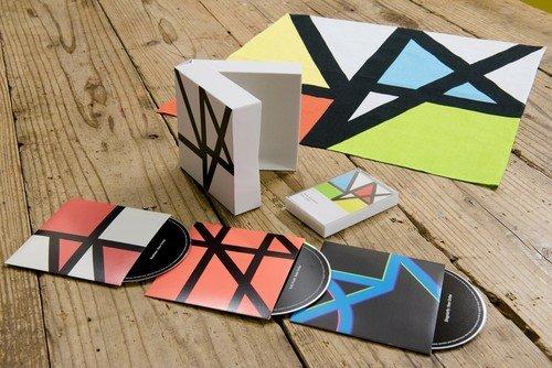 CD : New Order - Furoshiki Box Set (Boxed Set, Japan - Import, 4 Disc)