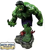 Stan Lee Autographed/Signed Marvels The Incredible Hulk Sideshow Collectibles Premium Format Figure