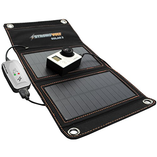Solar Powered Electrical Outlet - 6
