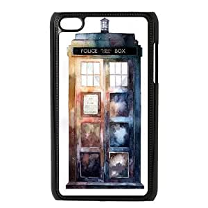 Custom Doctor Who poster phone Case Cove FOR IPod Touch 4 XXM9143922