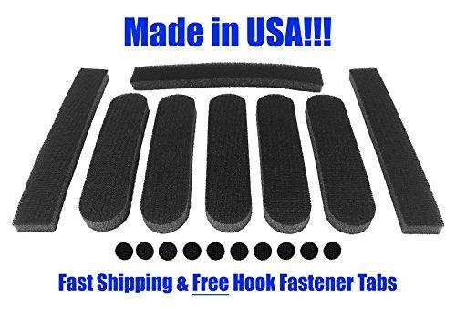 Best Deals Replacement Universal Foam Pads Kit 5/16