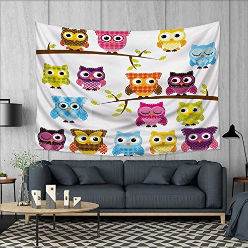 nursery tapestry wall hanging 3d