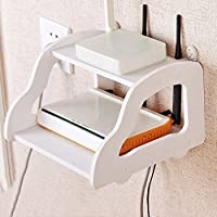 Aaj Jio Multipurpose Wall Mounted Holder with Clips