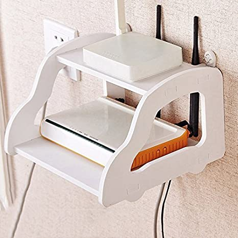 Buy Aaj Jio Multipurpose Wall Mounted Holder With Clips Online At