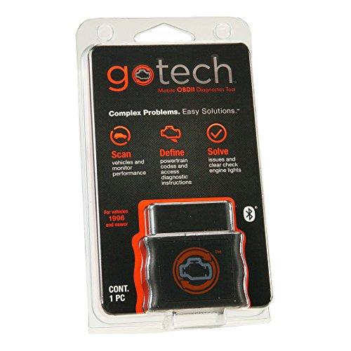 Wells TA5005 GoTech Bluetooth Mobile OBDII Diagnostic Tool ...