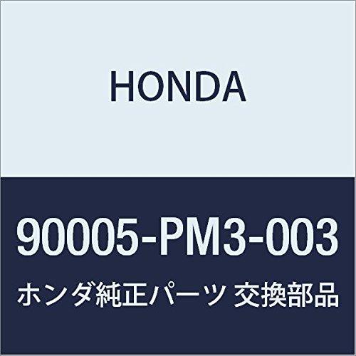 Genuine Honda Parts 90005-PM3-003 Head Bolt
