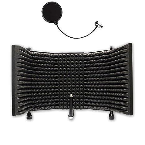 axcessables SF-101 escritorio estudio de grabación Micrófono con ...