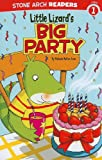 Little Lizard's Big Party, Melinda Melton Crow, 143422791X