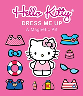Hello Kitty: Dress Me Up: Dress Me Up - A Magnetic Kit