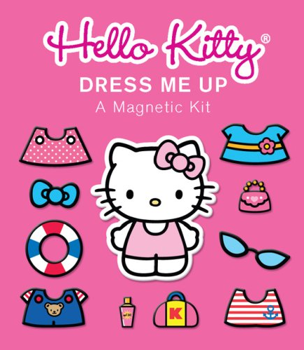 Hello Kitty: Dress Me Up: A Magnetic Kit (Miniature Editions) (Hello Magnet Kitty)