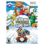 Disney Club Penguin Game Day - Wii St...