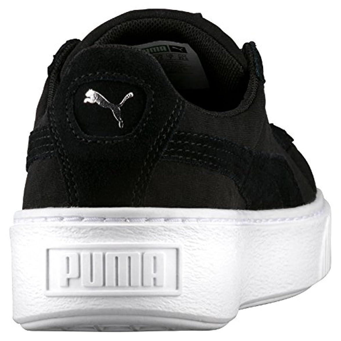 Puma Basket Platform De Scarpe Da Ginnastica Basse Donna