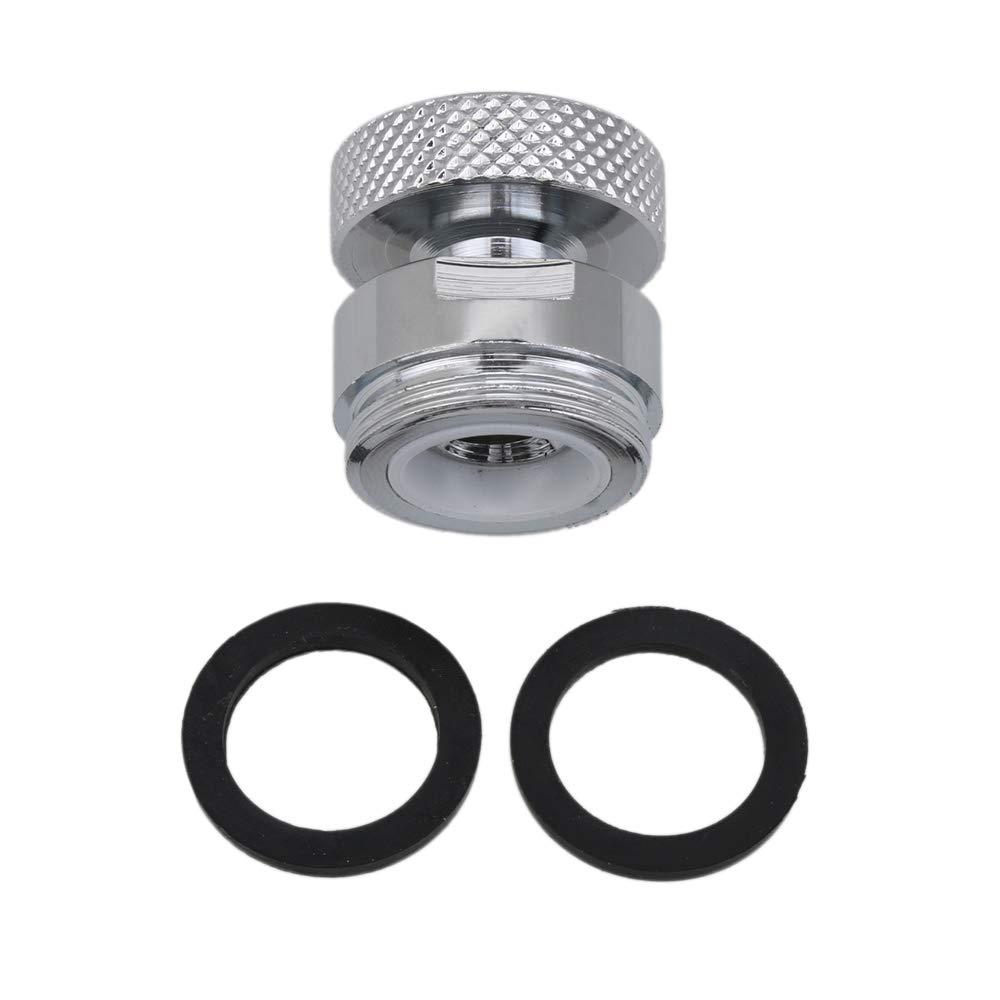 BQLZR Adaptateur de robinet de cuisine avec filetage femelle et m/âle 22 mm