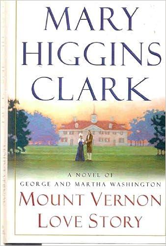 A Novel of George and Martha Washington