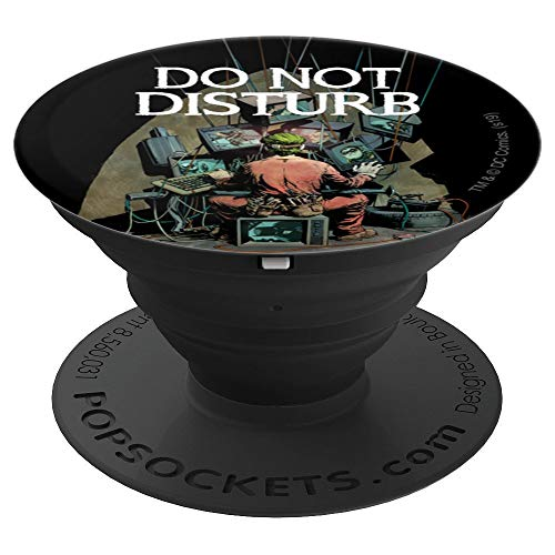 Batman Do Not Disturb the Joker PopSockets Grip and Stand for Phones and Tablets