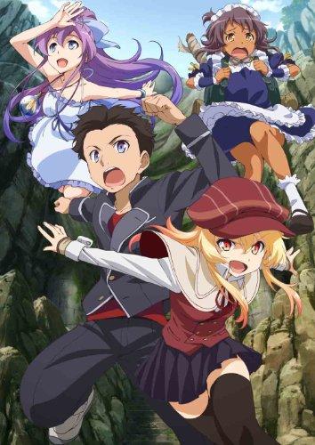 Animation - Nanana's Buried Treasure 4 [Japan LTD DVD] ANSB-11777