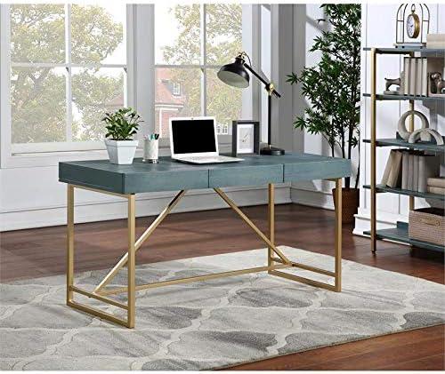 Furniture of America Teviot Wood Writing Desk
