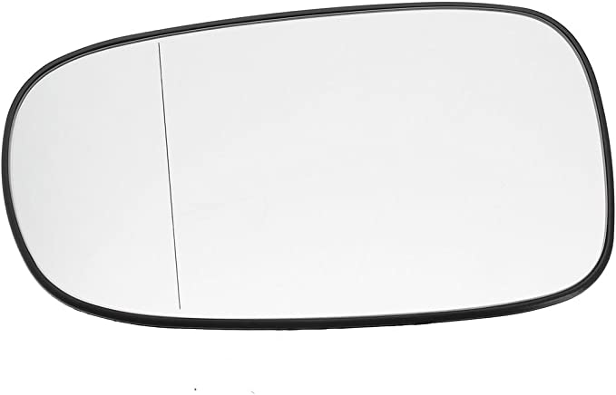 Left Passenger Side Wing Mirror Glass CONVEX SAAB 9-3  2003-2010
