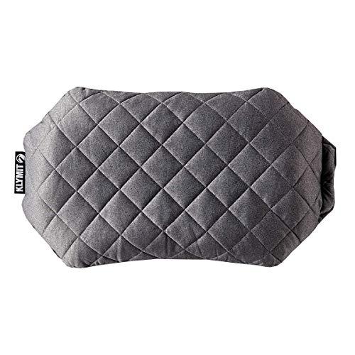 Klymit Luxe Pillow - Lightweight Luxurious Inflatable Travel Pillow (New)