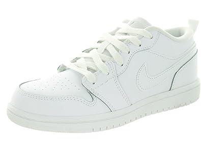 taille 40 77641 0b5f0 Jordan Nike pour Enfant 1 Basse BP Basketball Chaussures ...